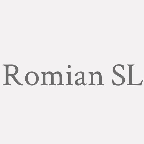 Romian S.L.