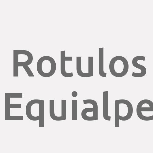 Rótulos Equialpe
