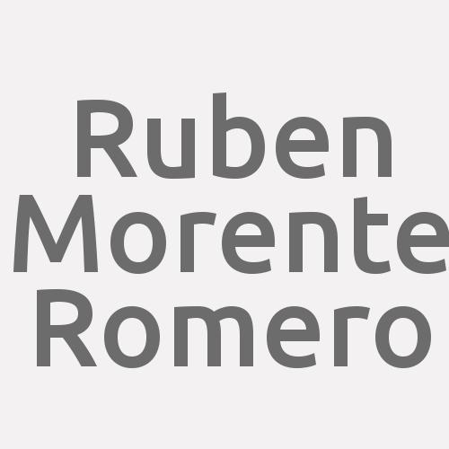 Ruben Morente Romero