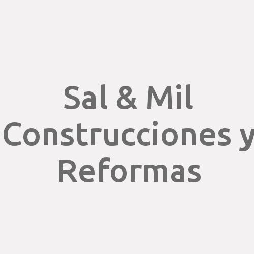 Sal & Mil Construcciones Y Reformas