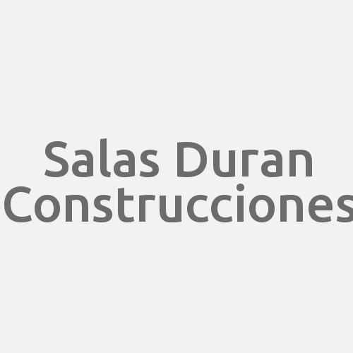 Salas Duran Construcciones