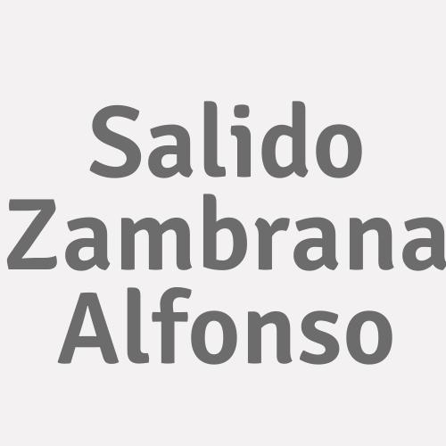 Salido Zambrana Alfonso