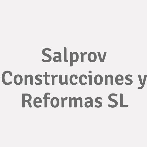 Salprov Construcciones Y Reformas Sl