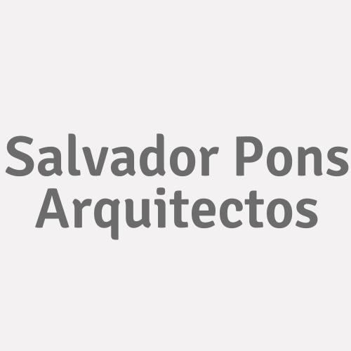 Salvador Pons Arquitectos