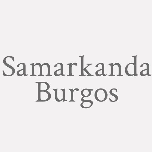 Samarkanda Burgos