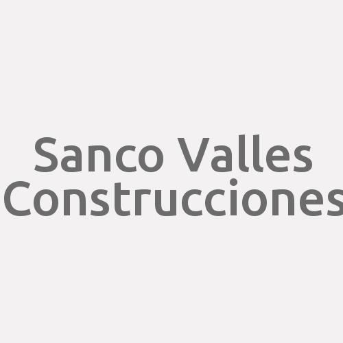 Sanco Valles Construcciones