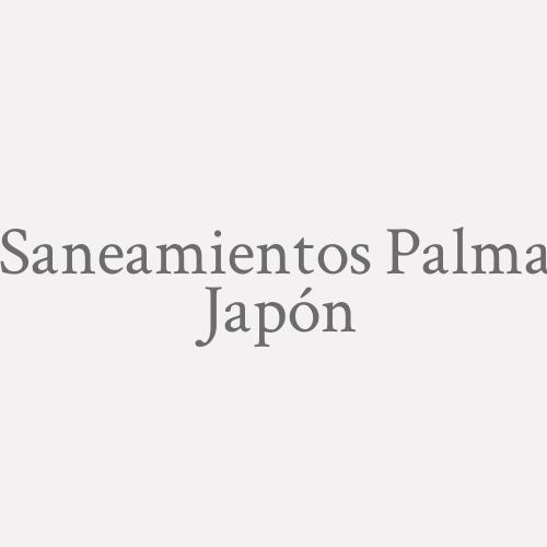 Saneamientos Palma Japón
