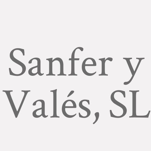 Sanfer Y Valés, Sl