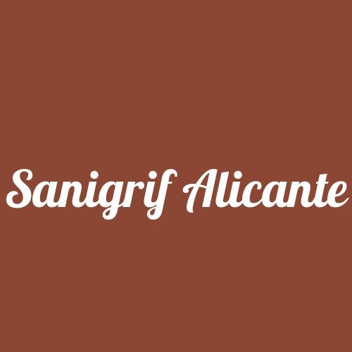 Sanigrif Alicante