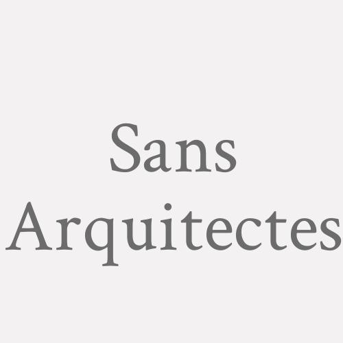 Sans Arquitectes
