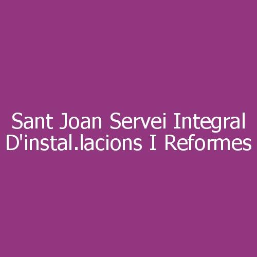 Sant Joan Servei Integral d'Instal.lacions i Reformes
