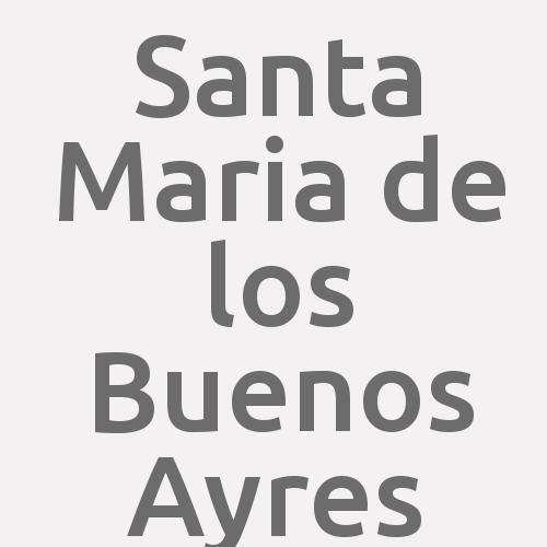 Santa Maria De Los Buenos Ayres