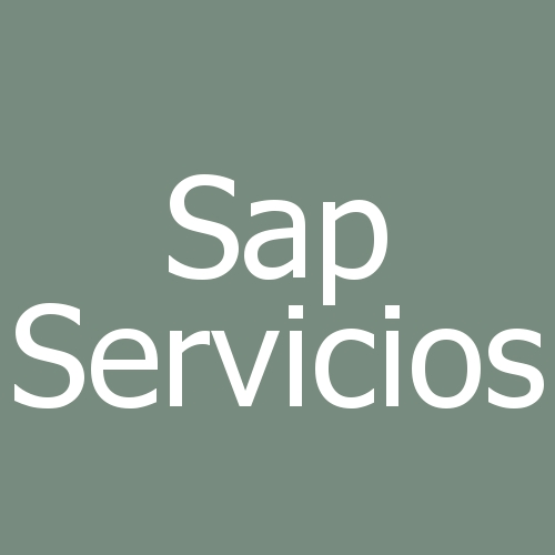 Sap Servicios