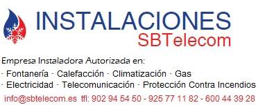 Instalaciones Sbtelecom