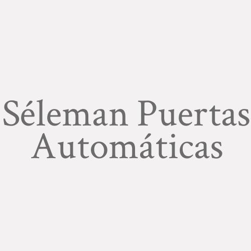 Séleman Puertas Automáticas