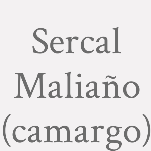 Sercal Maliaño (camargo)