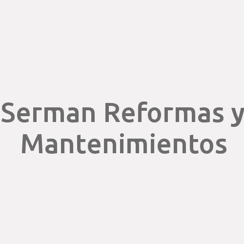 Serman Reformas Y Mantenimientos
