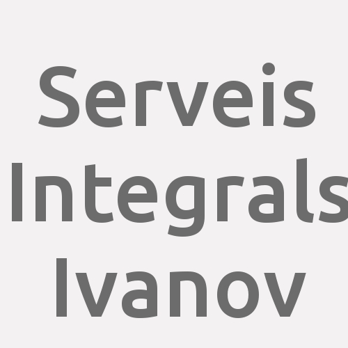 Serveis Integrals Ivanov