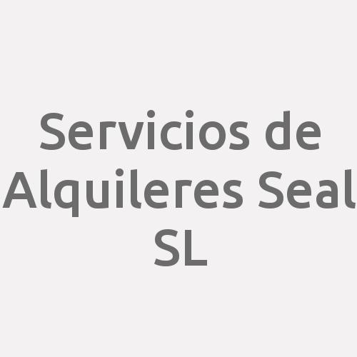 Servicios de Alquileres Seal SL