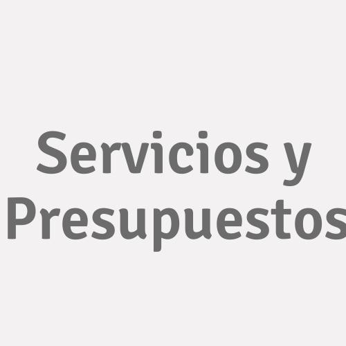 Servicios Y Presupuestos