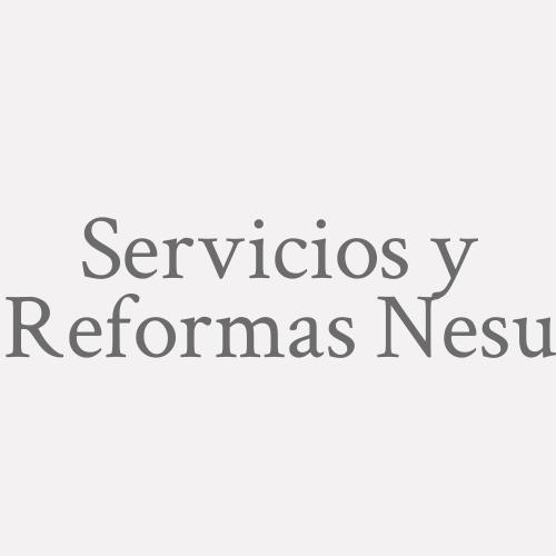 Servicios y Reformas Nesu