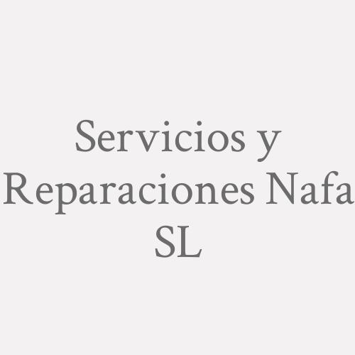 Servicios Y Reparaciones Nafa S.L.