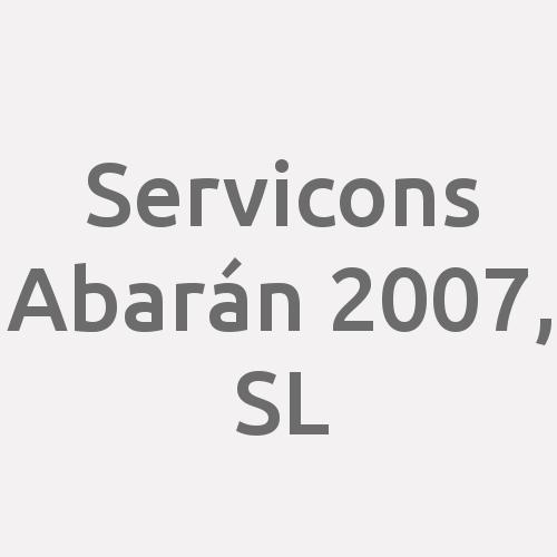 Servicons Abarán 2007, S.l.