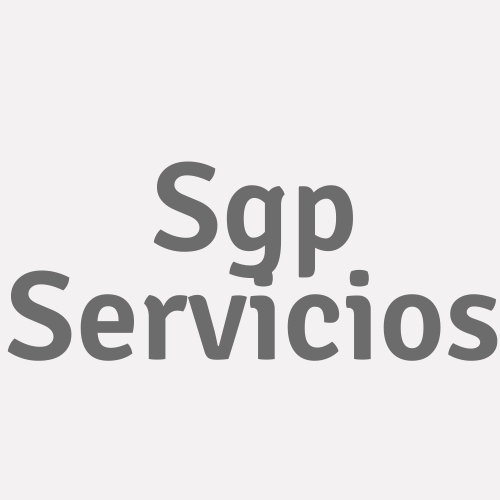 Sgp Servicios
