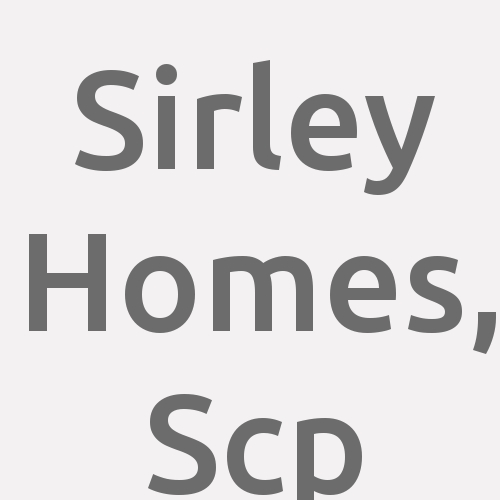 Sirley Homes, Scp