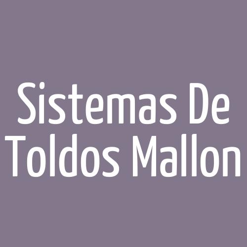Sistemas de Toldos Mallon