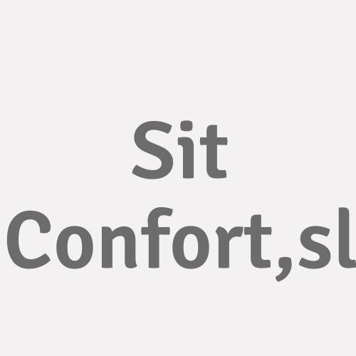 Sit Confort,s.l.