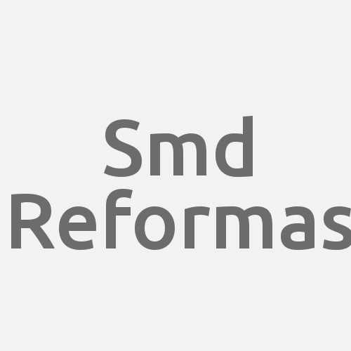 Smd Reformas
