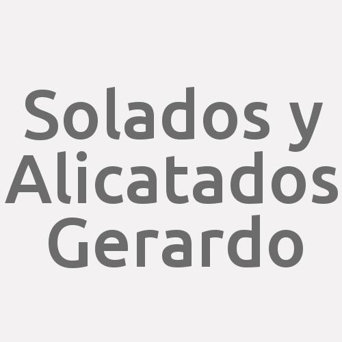 Solados y Alicatados Gerardo