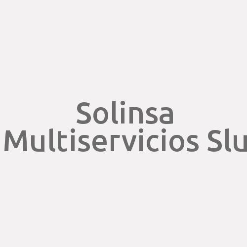 Solinsa Multiservicios S.L.U