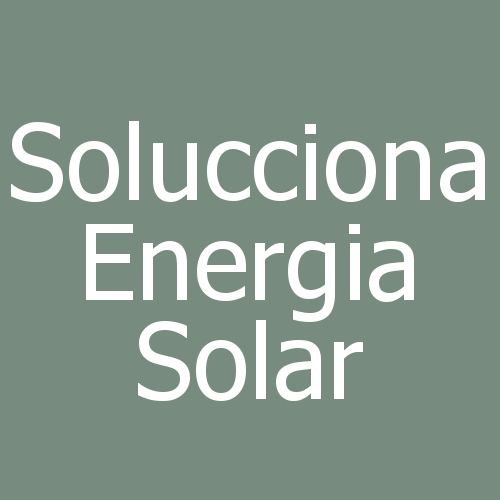 Solucciona Energia Solar