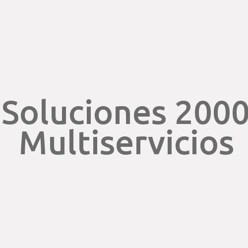 Soluciones 2000 Multiservicios