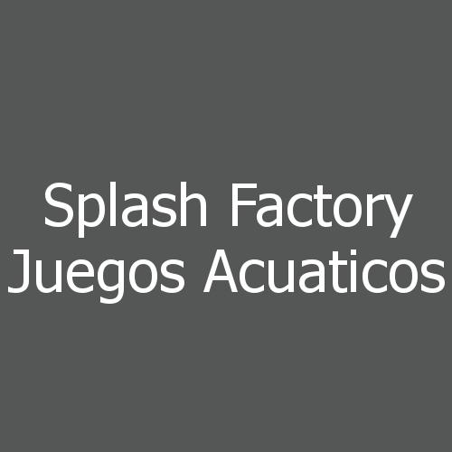 Splash Factory Juegos Acuaticos