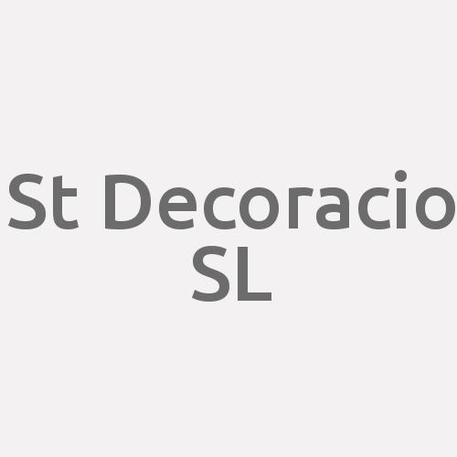 St Decoracio S.l.