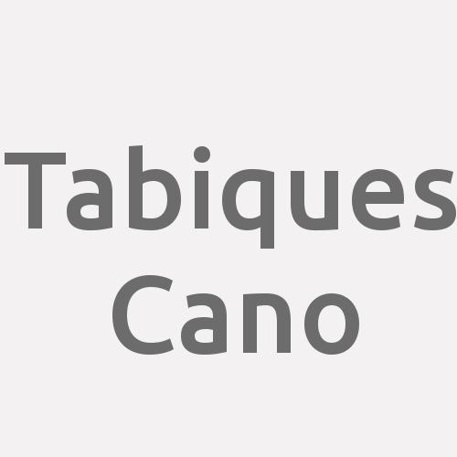Tabiques Cano