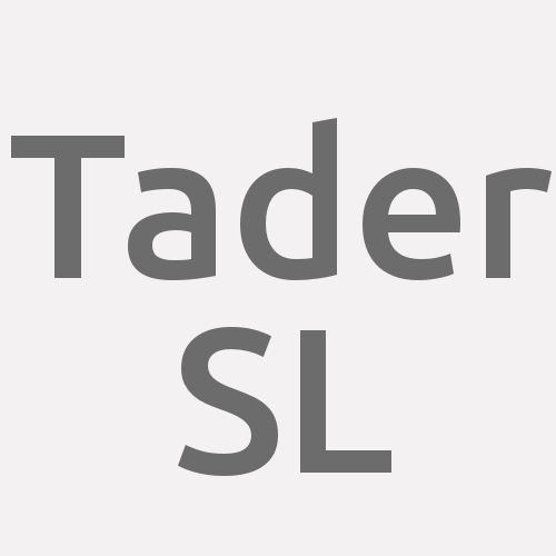 Tader S.l.