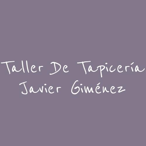 Taller De Tapicería Javier Giménez