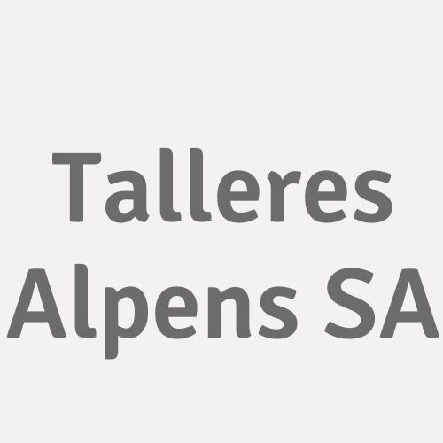 Talleres Alpens  SA