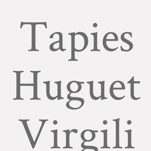 Tapies Huguet  Virgili
