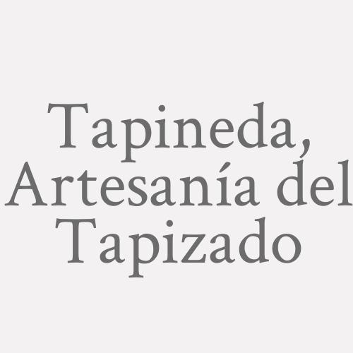 Tapineda, Artesanía Del Tapizado