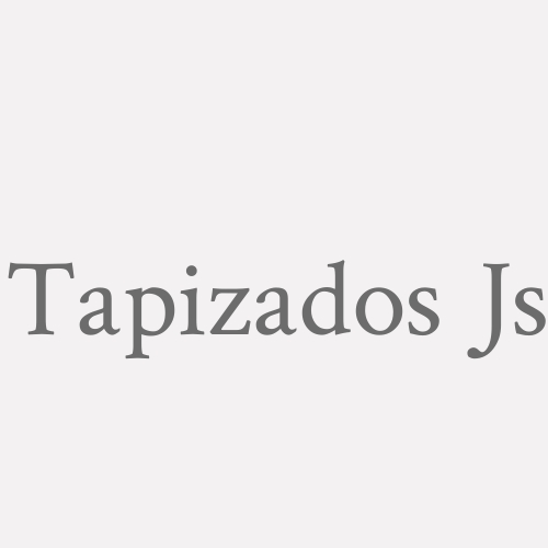 Tapizados J.S.