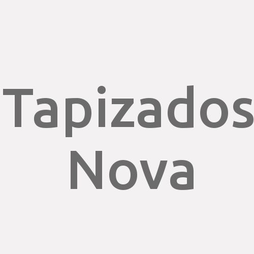 Tapizados Nova