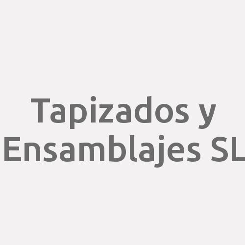 Tapizados Y Ensamblajes S.l.