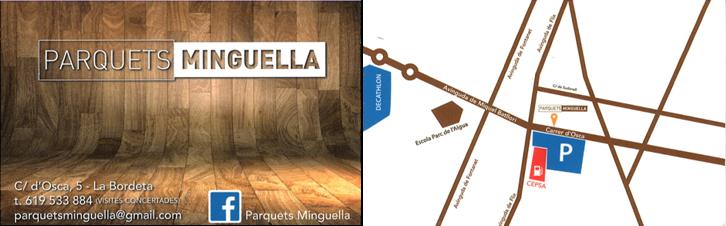 Parquets Minguella