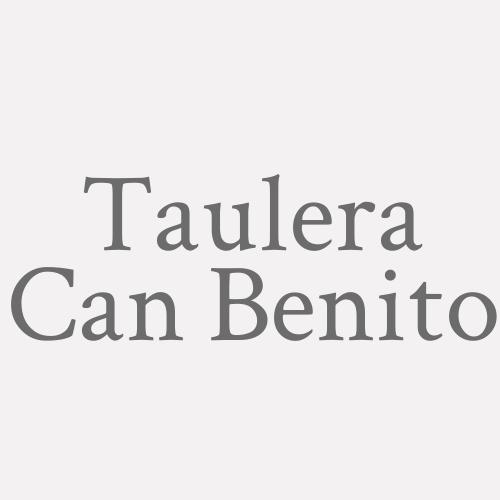 Taulera Can Benito