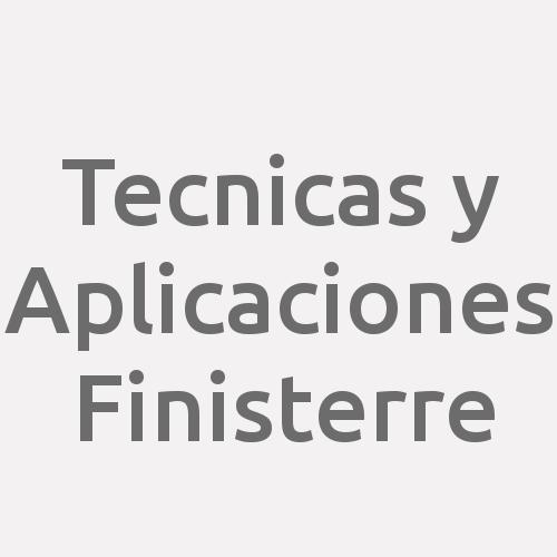 Tecnicas Y Aplicaciones Finisterre